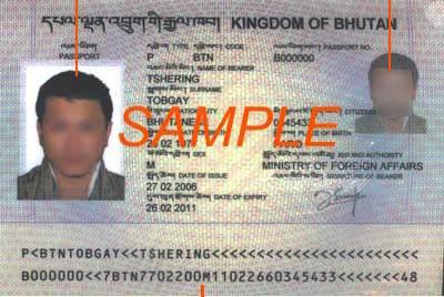 Bhutan Visa And Application Bhutan Travel Information
