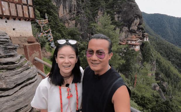 Chen Han Wei and Sheila Sim Bhutan Itinerary