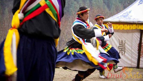 Rencana Perjalanan Nalakhang Tshechu 10 Hari