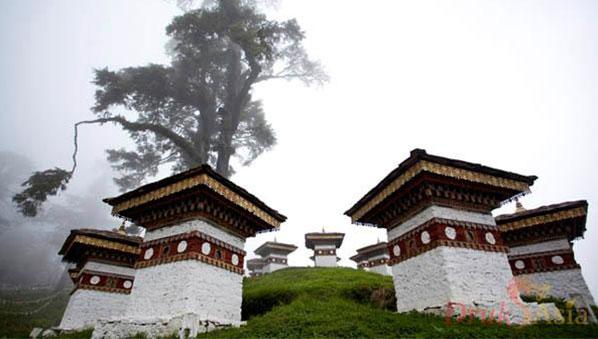 五天神奇不丹之旅