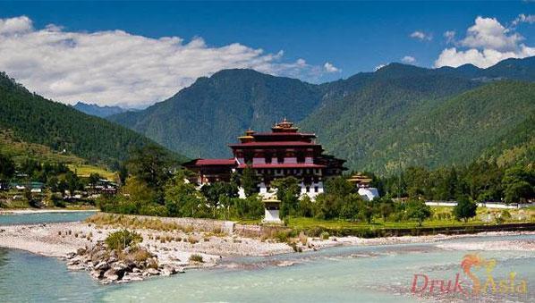 11 Day Cultural Bhutan Travel Plan Bhutan Travel Druk Asia