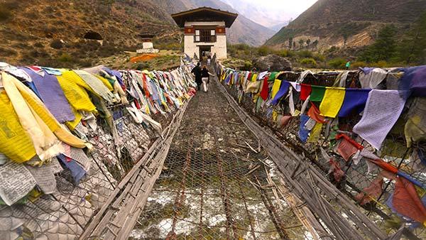Paro Tamchog Lhakhang