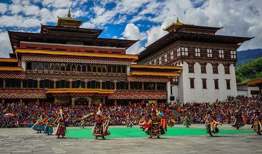 Rencana Perjalanan Thimphu Tshechu 7 Hari