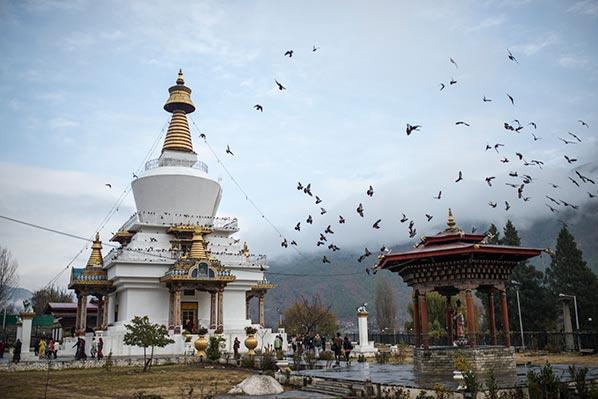 Bhutan 7 Hari dengan Lembah Haa
