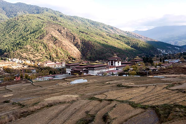 24 Hours in Thimphu Tour