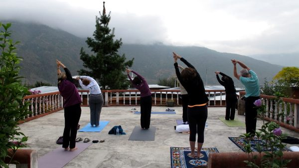 7 Days Yoga Trip To Bhutan