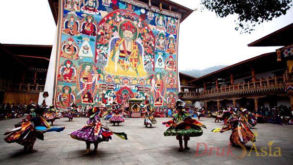 7 Day Punakha Tshechu