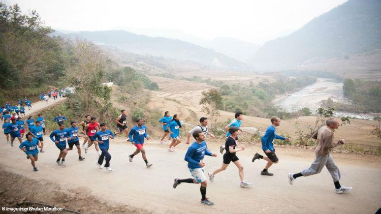 Bhutan International Marathon