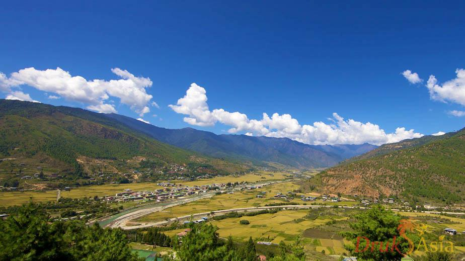 Of Rainbows & Clouds - Summer in Bhutan