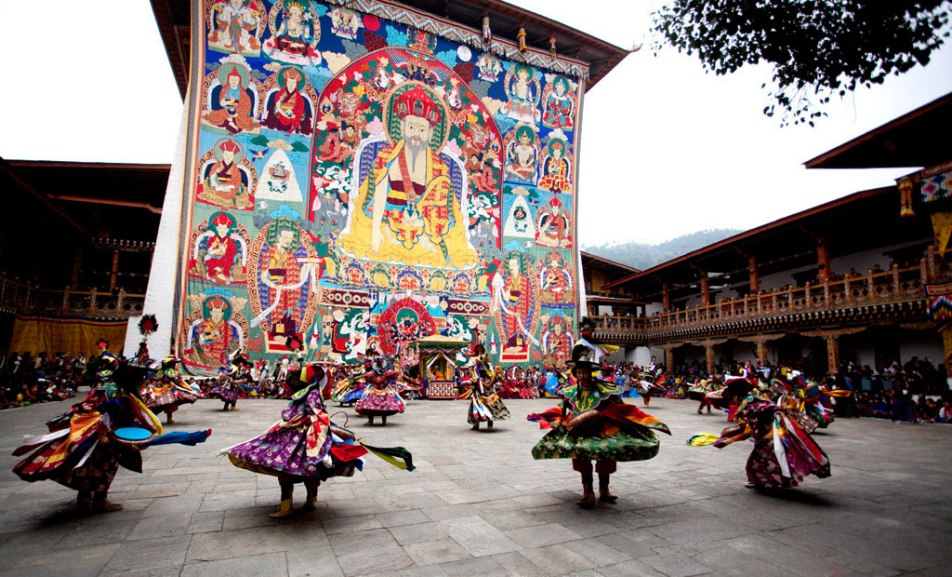 bhutan festivals
