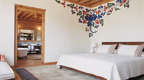 One Bed Villa Bedroom Paro