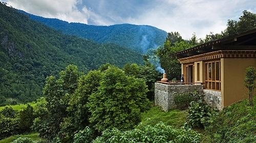 One Bedroom Villa Terrace Punakha
