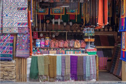 What to buy in Bhutan?